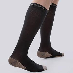 Ciorapi compresivi unisex, antivarice, antioboseala, marime universala