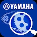 YAMAHA Parts Catalogue icon