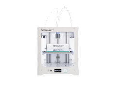 Factory-Refurbished Ultimaker 3 3D Printer Fully Assembled