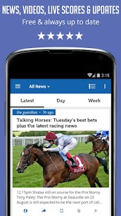 Horse Racing News - SF- screenshot thumbnail