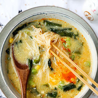 Rice Vermicelli Soup Recipes.