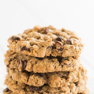 Sadelle's Oatmeal Raisin Cookies