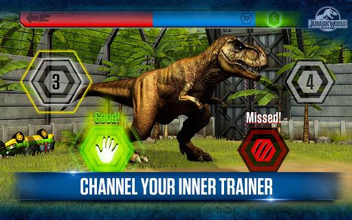 Jurassic Worldu2122: The Game 1.27.1 screenshots 3