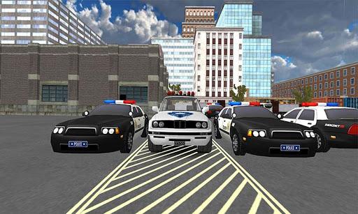 Police Driving School 2016