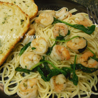 Rosemary & Garlic Shrimp