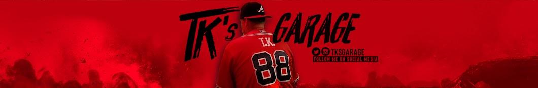 TK's Garage Banner