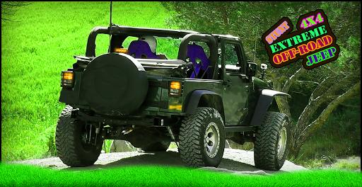4x4 Extreme Off-Road Jeep Stunts  screenshots 6
