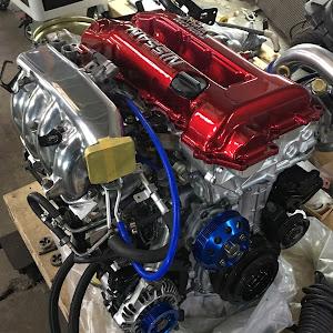 シルビア S14 後期 のエンジンのカスタム事例画像 マッツンさんの2018年07月31日23:58の投稿