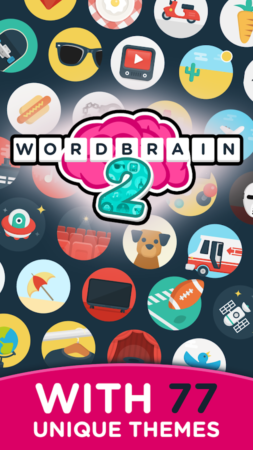 WordBrain 2- screenshot