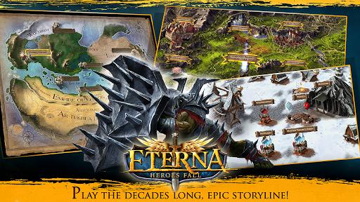 Eterna: Heroes Fall - Deep RPG 1.146 screenshots 5