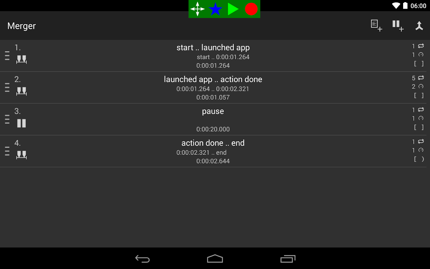 RepetiTouch Pro (root)- screenshot