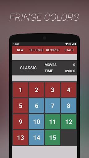 15 Puzzle 1.8.2 screenshots 2