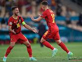 Thorgan Hazard werd verkozen tot 'Man van de Match'