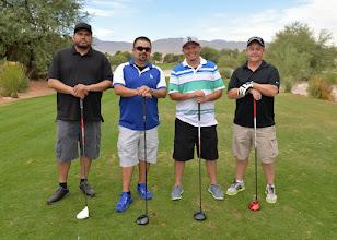 Photo: Jose Rodriguez, Fernando Lomeli, Guerrero Sanchez, Ed Simon