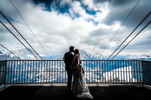 Wedding photographer Francesco Brunello (brunello). Photo of 09.04.2015