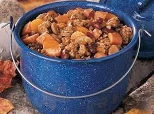 Chuck Wagon Chili Recipe
