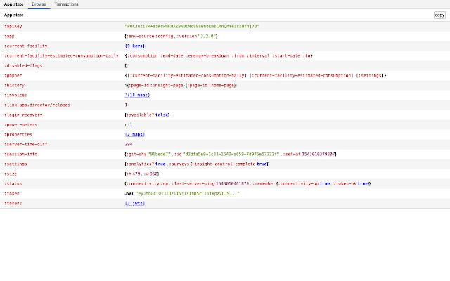 Gadget Inspector: ClojureScript Data Browser