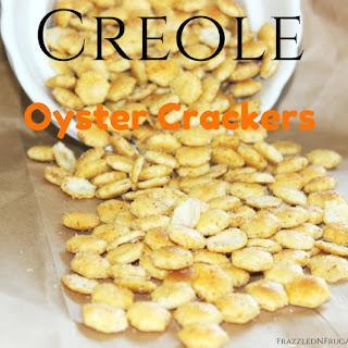 Creole Seasoned Oyster Crackers.