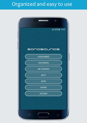 Sound Effects - Sonosounds - screenshot