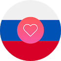 Russia Dating App and Russian Chat Free icon