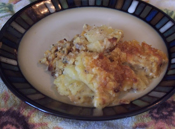 Beer Cheese Scalloped Potatoes Recipe