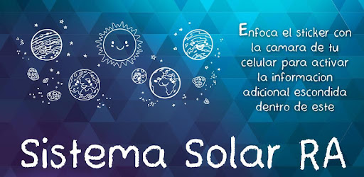 Disfruta del sistema solar ahora en Realidad Aumentada