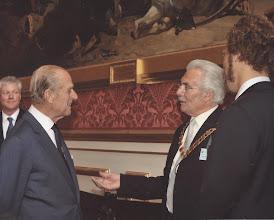 Photo: Duke of Edinburgh Award Ceremony at St James' Palace - 10 June 2009