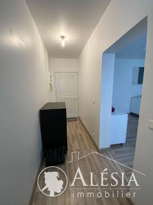 Location appartement meublé 2 pièces 41,41 m2