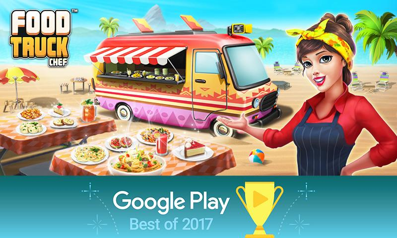 Food Truck Chef v1.3.3 Mod (Unlimited Money)