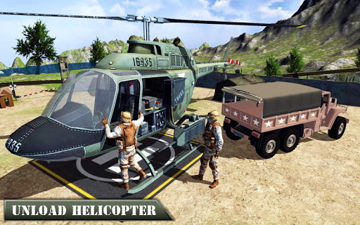 US Army Off-road Truck Driver 3D download 2