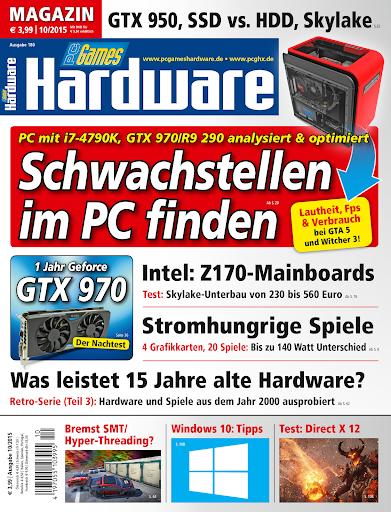 PC Games Hardware Magazin