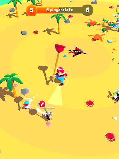 Smash Heroes apktram screenshots 8