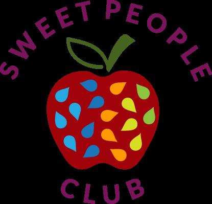 Sweet People Club Apple Logo