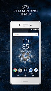 XPERIA™ UEFA Champions League Theme- screenshot thumbnail