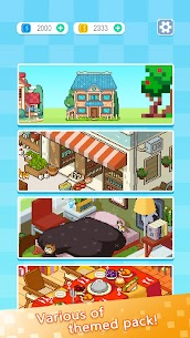 Home Cross MOD (Unlimited Money/Tokens) 3