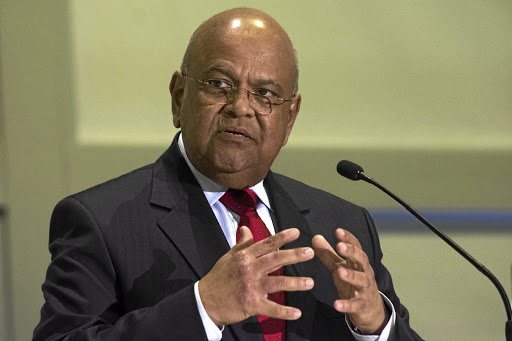 Pravin Gordhan. Picture: SUPPLIED