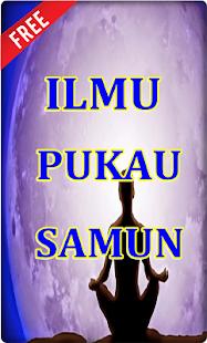 Ilmu Pukau Samun - náhled