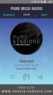 PureIbizaRadio - náhled
