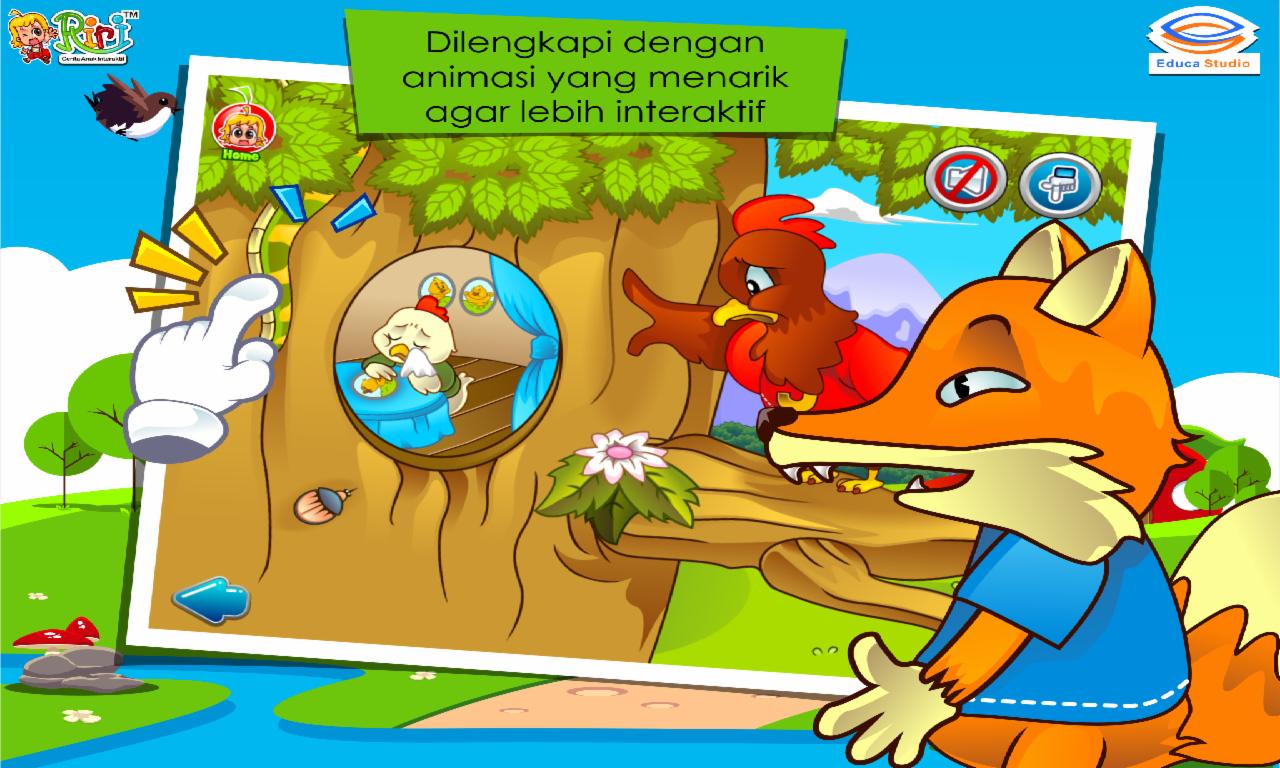 Cerita Anak Ayam Dan Rubah Android Apps On Google Play