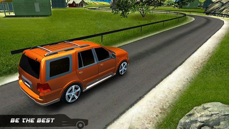 Mountain Car Drive Screenshot 4