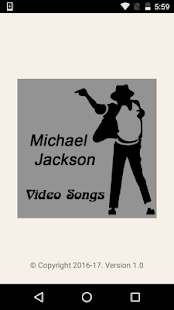 Michael Jackson Video Songs- screenshot thumbnail