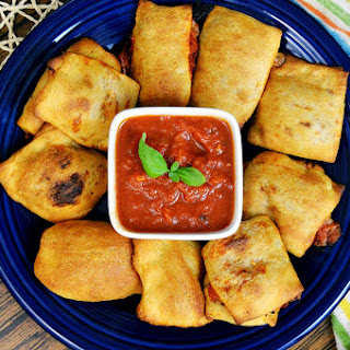 Simple Homemade Pizza Pockets Recipe
