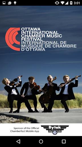 Ottawa Chamber Music Festival