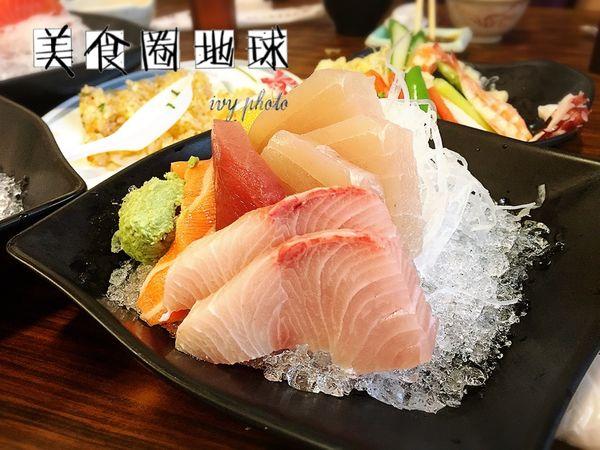 台南最平價食材最新鮮的日式料理店 || 伊都日本料理