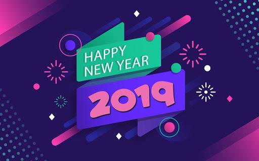 New Year 2019 Live Wallpaper 1.6 screenshots 1