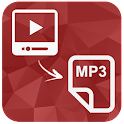 Convertisseur de Videos To Mp3 icon
