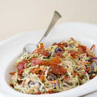 Blue Cheese Broccoli Slaw