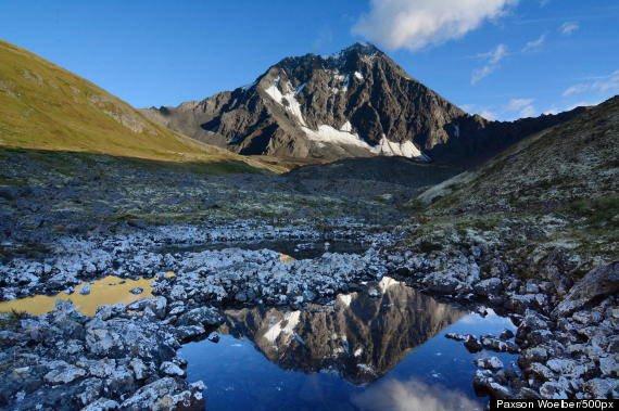 Khám phá vẻ đẹp hoang sơ của Anchorage
