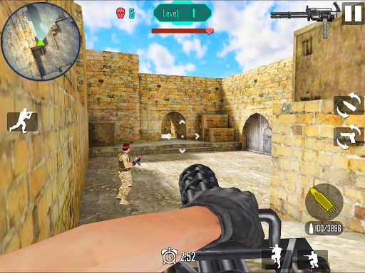 Gun Shoot War filehippodl screenshot 9
