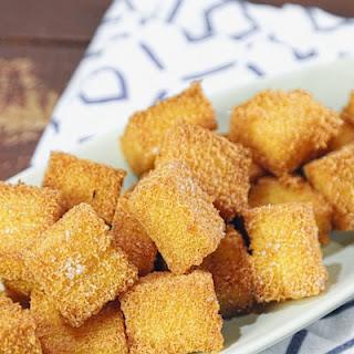 Polenta Croutons